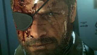 "getlinkyoutube.com-[4K] 메탈 기어 솔리드5 펜텀페인 ""진엔딩"" (한글자막) | Metal Gear Solid 5 True Ending (w/KorSub)"