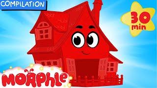 getlinkyoutube.com-My Magic House - My Magic Pet Morphle videos for kids