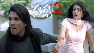 Arya 2 Telugu Movie Parts 11/14 - Allu Arjun, Kajal Aggarwal, Navdeep