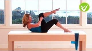 getlinkyoutube.com-15-Minute Core Workout - Kristi Cooper