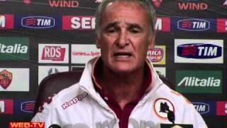 getlinkyoutube.com-Lo sfogo di Ranieri contro i giornalisti prima di Roma-Bologna - 18/09/2010