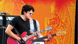 getlinkyoutube.com-Ain't No Sunshine -- John Mayer Trio  Live From Crossroads Guitar Festival 2010
