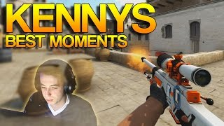 CS:GO - Best of kennyS!