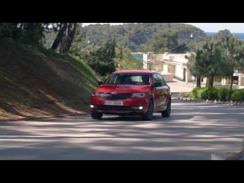 2016 SKODA RAPID MONTE CARLO - Driving Video Trailer | AutoMotoTV