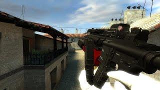 getlinkyoutube.com-Counter-Strike Source Skin Pack(Alpha Style) V2.0