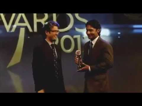 LG ICC awards 2012 Highlights