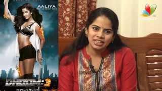 getlinkyoutube.com-Dubbing is an Art - Deepa Venkat Interview   Raja Rani, Biriyani, Nayanthara