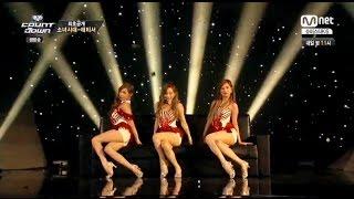 getlinkyoutube.com-[LIVE][HD] 140918 SNSD TTS - Adrenaline Live @M! Countdown