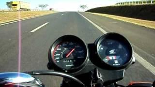 CG Titan 125cc dando Km engarupado