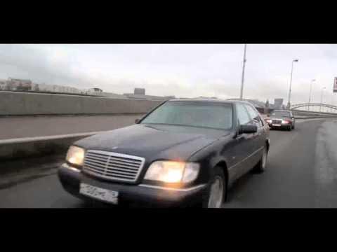Mercedes Benz Завел и Поехал