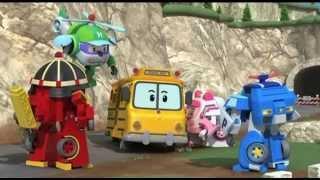 getlinkyoutube.com-Робокар Поли - Трансформеры - Поспешишь - всех насмешишь (мультфильм 07)