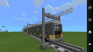 getlinkyoutube.com-Minecraftで電車 作り方