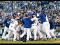The Kansas City Royals 2015 Playoffs Storyᴴᴰ @Royals 2015 World Series Champions #WeTookTheCrown