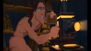 getlinkyoutube.com-Tarzan - Strangers like me (norwegian)