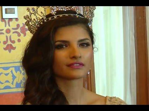 Samantha González Rubio es Nuestra Belleza Tlaxcala 2014