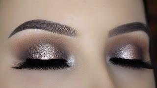 getlinkyoutube.com-Halo Smokey Eye Makeup Tutorial