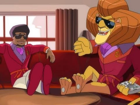 """The LeBrons"" - Episode 1: ""Lion"" - LeBron James Animated Series"