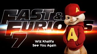 getlinkyoutube.com-Wiz Khalifa - See You Again (Chipmunks Version)
