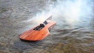 getlinkyoutube.com-Best of RC boat crashes Achterdieksee Bremen 2015