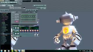 getlinkyoutube.com-FL Studio: How to make a Deep House sound (Melodic)