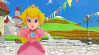 [MMD X Super Mario] Princess Peach Dances To The Ievan Polkka (Request #3 From Angel Orr)