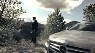 Mercedes CLS 2010. Zmysł i zmysłowość.