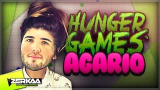 getlinkyoutube.com-I AM ZOELLA | AGAR.IO HUNGER GAMES (AGARIO)
