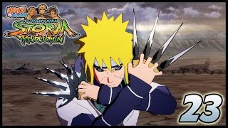 getlinkyoutube.com-Naruto Shippuden Ultimate Ninja Storm Révolution: Mode survie   Episode 23