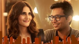 Vaani Kapoor on The Firstpost Show with Renil Abraham