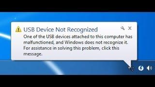 getlinkyoutube.com-الشرح 178 : حل مشكلة عدم التعرف على الفلاش ميموري USB