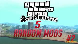 GTA San Andreas 5 Random Mods ( #2 )