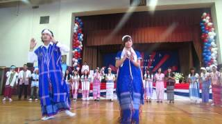 Syracuse Karen New Year 2013 Dancing by..... R.T.B.M.K.Group