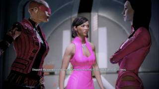 getlinkyoutube.com-Mass Effect 2 All Pink Miranda and Jack Loyalty Fight