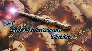 getlinkyoutube.com-DIY The Mortal Instruments STELE