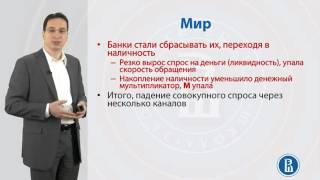 8.6. Финансовый кризис 2007 2008 в мире в России 14 32