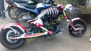 getlinkyoutube.com-Modif Motor Unik Menarik Aneh Heboh Lucu Antik 2014