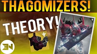"getlinkyoutube.com-""How To Get Thagomizers"" - Exotic Titan Gauntlets (Theory!)"