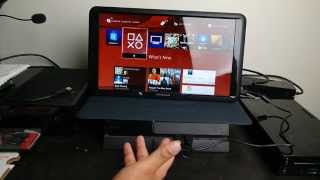 getlinkyoutube.com-Gaems M155 Portable Gaming Monitor Unboxing