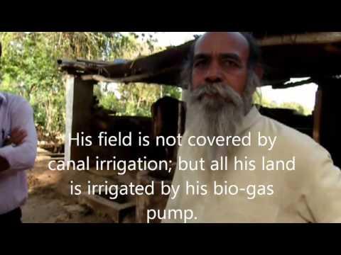 2012 Video Case Study # 1: Biogas Driven Irrigation Pump