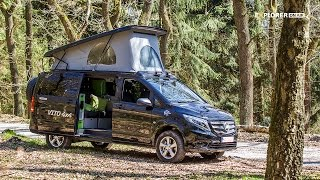 getlinkyoutube.com-Terracamper Mercedes Vito 4x4 ■ Test ■  EXPLORER Magazin
