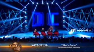getlinkyoutube.com-She's Gone by Yaya Setia - Bukan Talent Biasa 25 Maret 2014