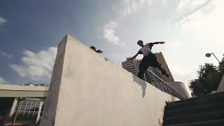 Ultimate Parkour and Freerunning Stunts 2018