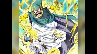 getlinkyoutube.com-Why Super Strike Mighty Mask Is A Must Have? Dokkan Awakening Mighty Mask: DBZ Dokkan Battle
