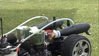 getlinkyoutube.com-ofna DM 1 1/7 Twin Motors.