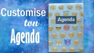 getlinkyoutube.com-[DIY] Personnaliser son agenda!