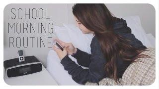 getlinkyoutube.com-My Fall School Morning Routine!