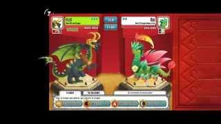 getlinkyoutube.com-Dragon city: Liga 35 [Thor,Odin,Loki]