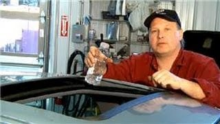 getlinkyoutube.com-Auto Repair Tips : Sunroof Leakage