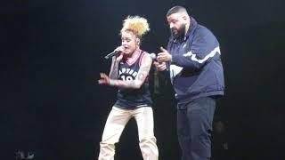 Kehlani - DJ Khaled  CRZY, Tell Me You Love Me, Toronto ACC Mar 19, 2018