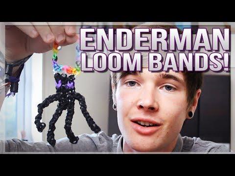 ENDERMAN LOOM BANDS!   TDM Vlogs [TeamTDM Presents]